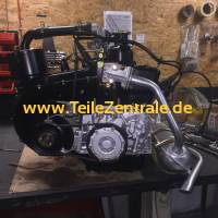 Completly refurbished Engine Fiat 500 F L 110F.000 499ccm