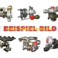 Turbocharger Alfa Romeo Alfetta 2.4 95 HP 53249886055 53249706055 53249706051 53249886051 35240028A