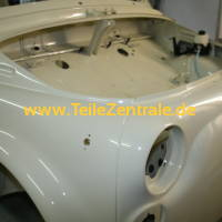 Professional restoration of your Fiat 126 A P Brown Black Silver Red Personal 4 BIS body with sandblasting welding and painting