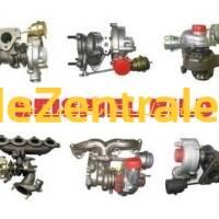 Turbocharger Isuzu