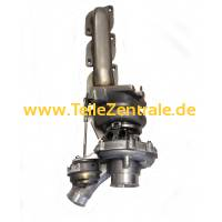 Turbolader Mercedes GL-Klasse 500 (X166) 4.6 435 PS (linke Seite) 784036-5006S 784036-6 784036-0006 784036-5005S 784036-5 784036-0005 817773-5001S 817773-1 817773-0001 2780903580 A2780903580 2780901780 A2780901780 2780902180 A2780902180