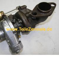 Turbolader CITROEN ZX 1.9 TD 75PS 96- 53049880011 53049700011 5304 988 0011 5304 970 0011 037590 037591 9619991180