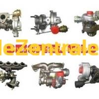 Turbocharger IHI Isuzu Industriemotor 8980025600