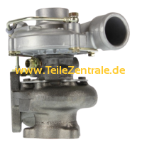 Turbocharger BorgWarner KKK VM 35242005A 53169886700