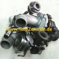 Turbolader Citroen C8 2.2 HDI FAP 170 PS 778088-5001S 769901-5003S 769901-0003 769901-0002 769901-0001 769393-0001 9682307780 9683107580 9685400108002