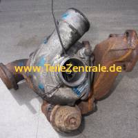 Turbolader CITROEN ZX 1.9 TD 90PS 91- 454027-5002S 454027-0002 454027-0001 465575-0001 53149887012 53149707012 037581 037583 037554