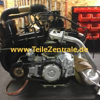 Completly refurbished Engine Fiat  126 A P, Fiat 500 F R L N D 650ccm 23HP
