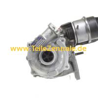 Turbocharger Fiat Idea 1.3 SJTD 95 HP 54359700027 54359880027 54359980027 55212341 55216672 55221160 55225439 860164 71724439