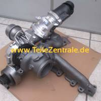 Turbolader Rolls-Royce Ghost (RR4 / RR5) 570 PS (linke Seite) 821720-2 821720-0002 821720-5002 821720-5002S 1165756205007 756205007 11657599312 7599312 11657646094 7646094 11654615210 4615210
