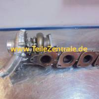 Turbolader Mercedes CLS-Klasse 63 AMG (X218) 5.4 525/557/585 PS 11- (linke Seite) 784118-0006 784118-0007 784118-5006S 784118-6 784118-7 817777-0001 817777-1 827054-0001 827054-1 A1570901180 A2780902580 A2780902980 A1570900780